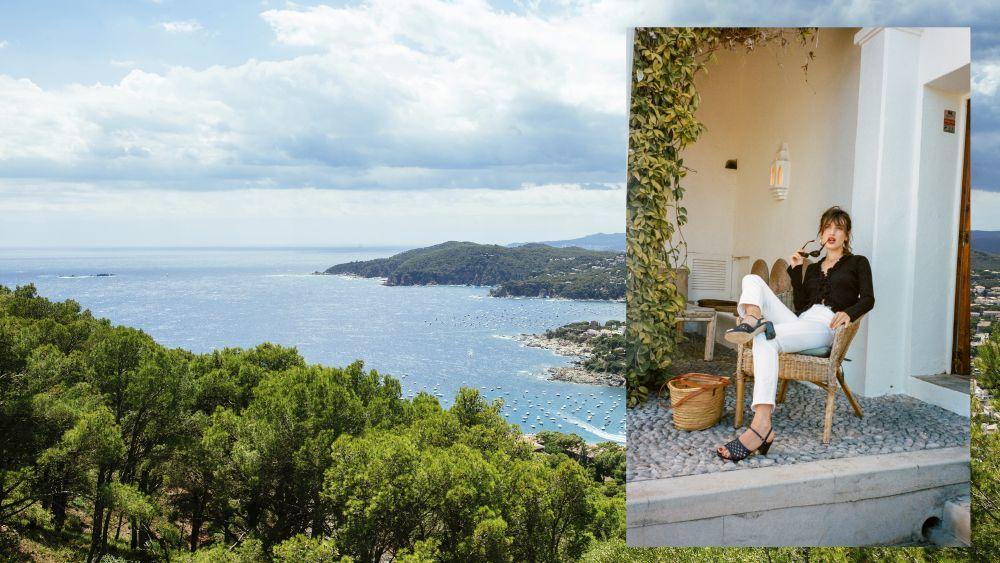 La influencer francesa Jeanne Damas inspira nuestro primer  look...