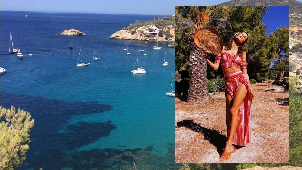 Ibiza inspira nuestro último shopping de verano.