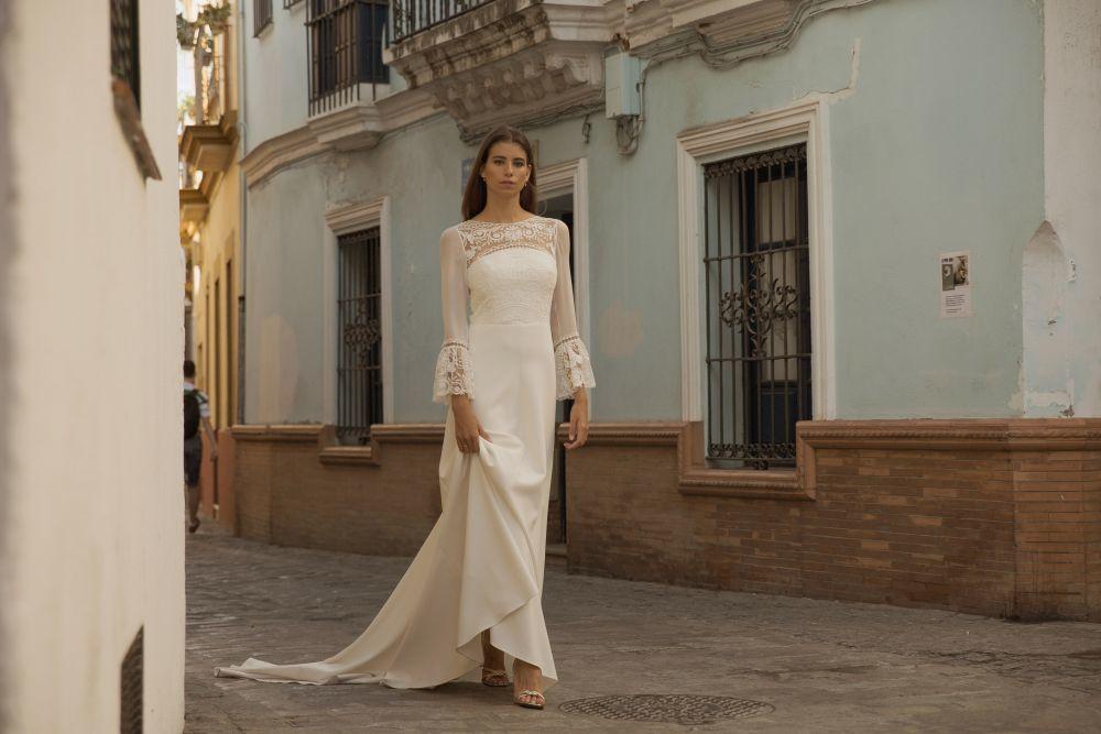 Marcas de vestidos de novia madrid