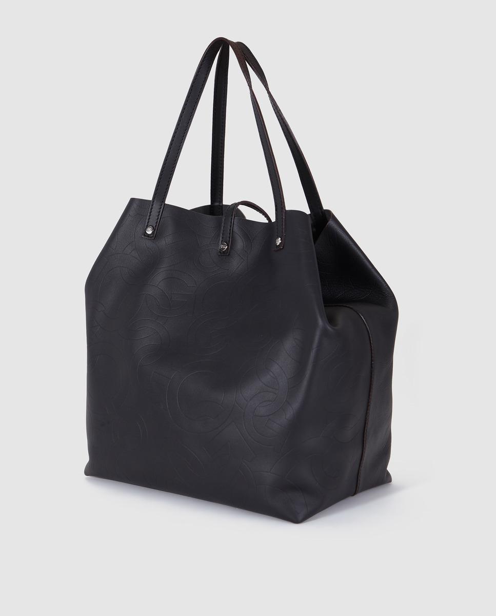 Maxi bolso negro, de Gloria Ortiz disponible en El Corte Inglés (199...