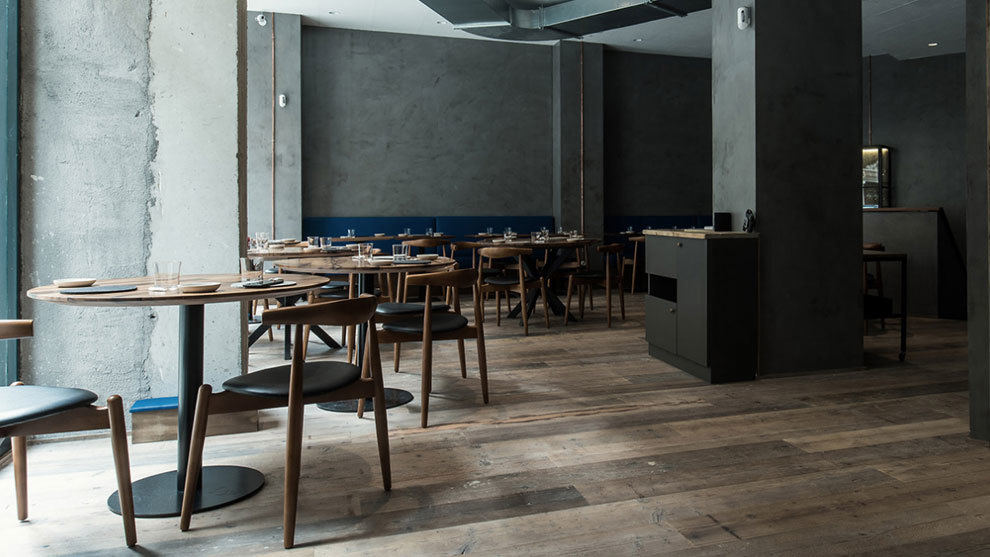 Restaurante Amelia, 1 estrella Michelin.