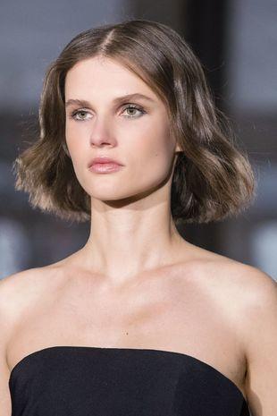 Así te cortarás el pelo el nuevo curso. En la foto, Giedre...