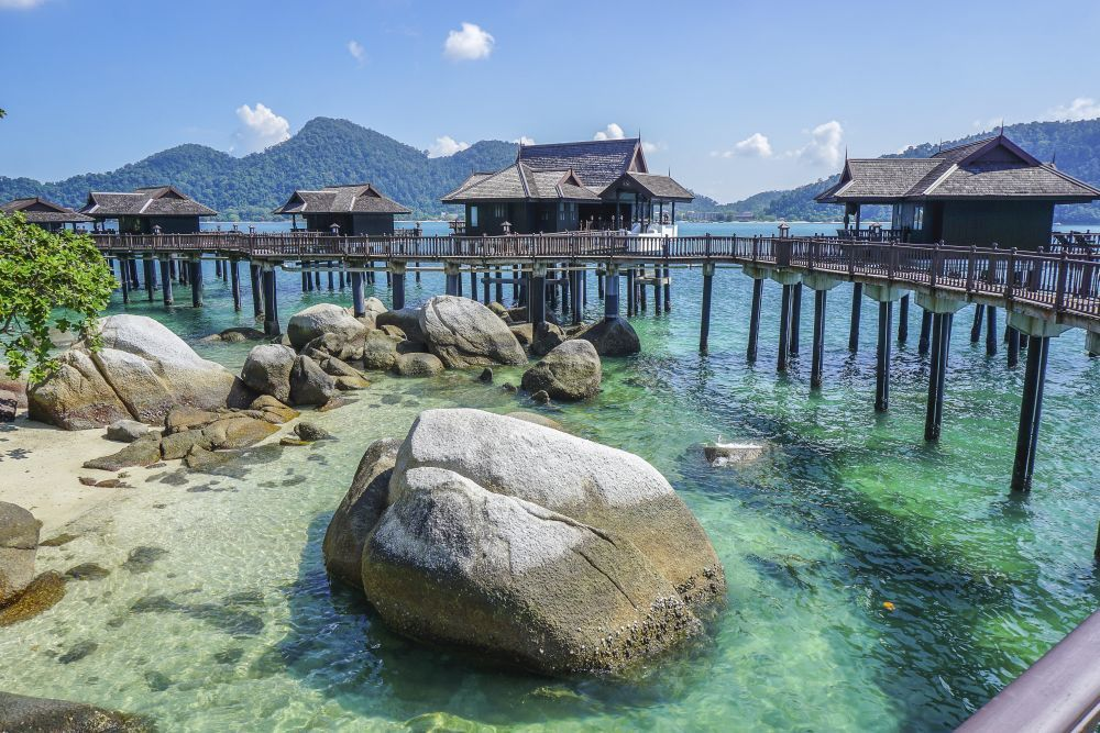 Pangkor Laut Resort, uno de los mejores de Malasia