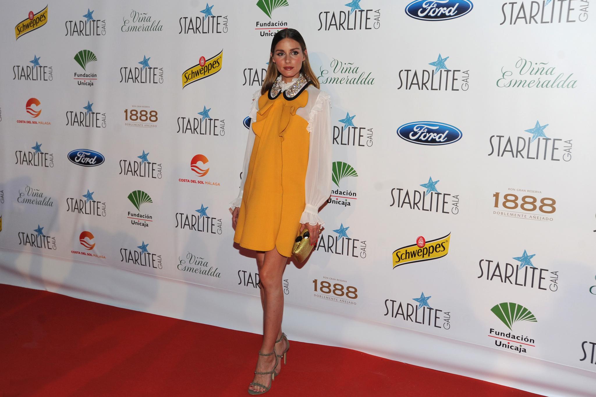 Olivia Palermo en la Gala Starlite