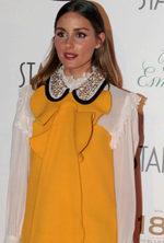 Olivia Palermo o cómo jugar con las superposiciones en un look de gala