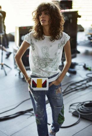 El <em>belted bag</em>: la nueva forma de llevar la riñonera