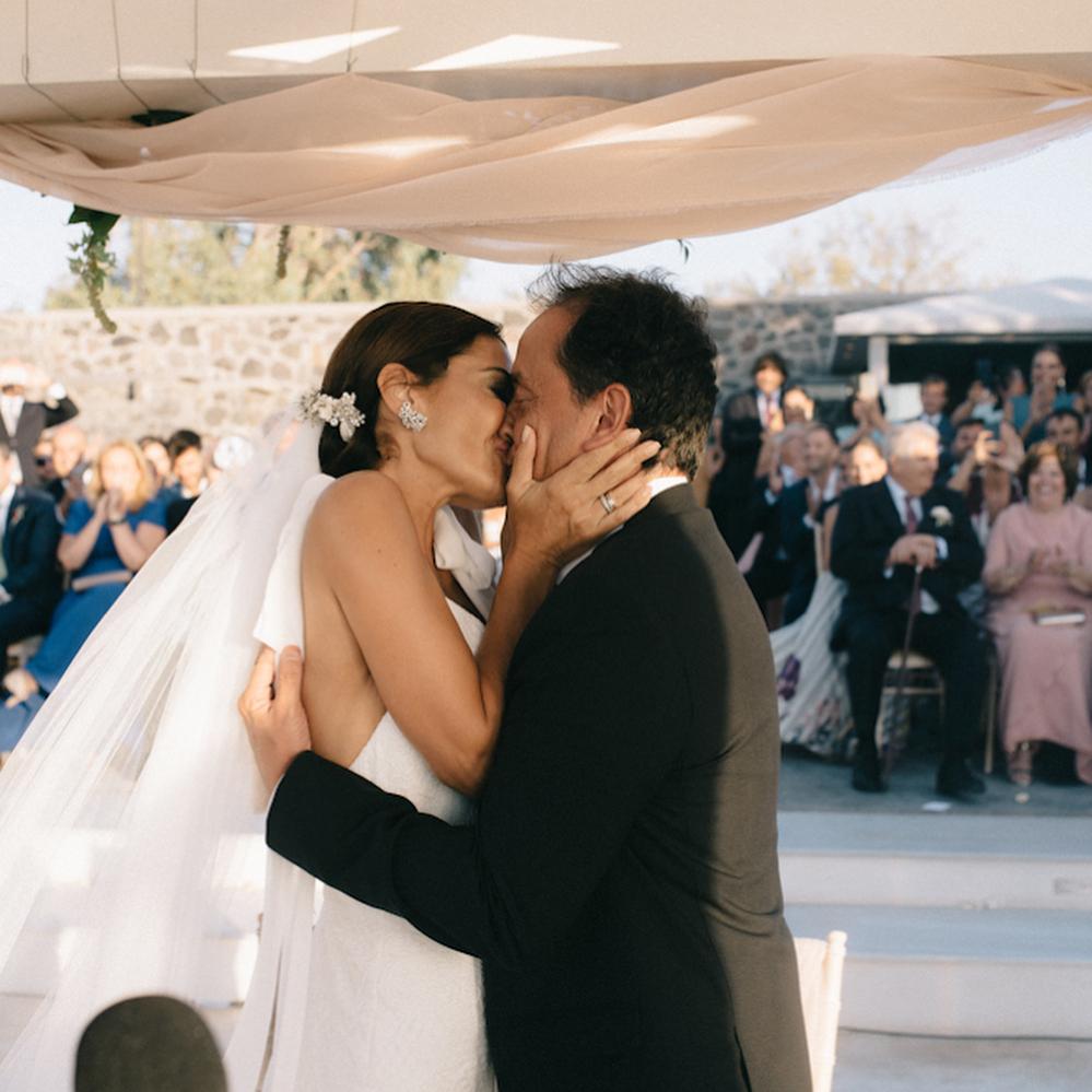 La modelo se ha casado con Jordi Nieto