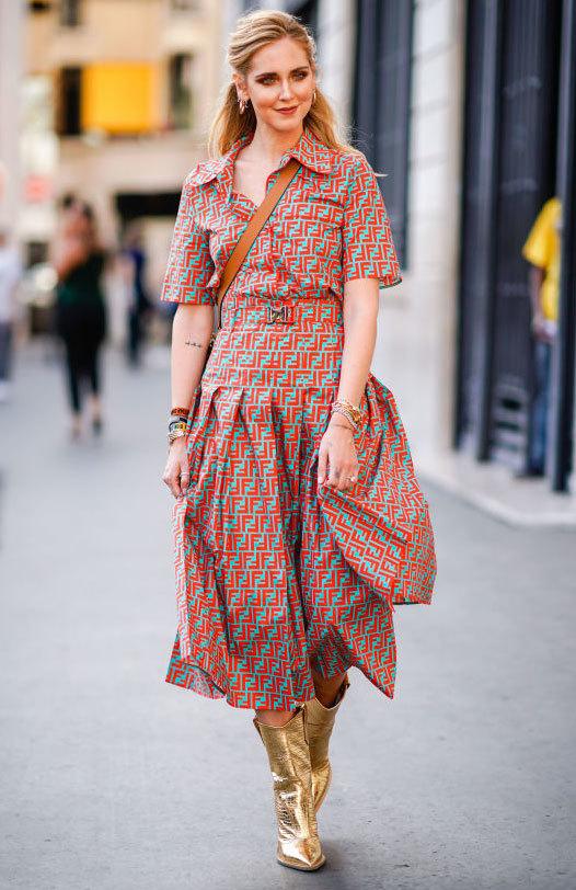 Chiara Ferragni luce el vestido que promete ser la solución para...