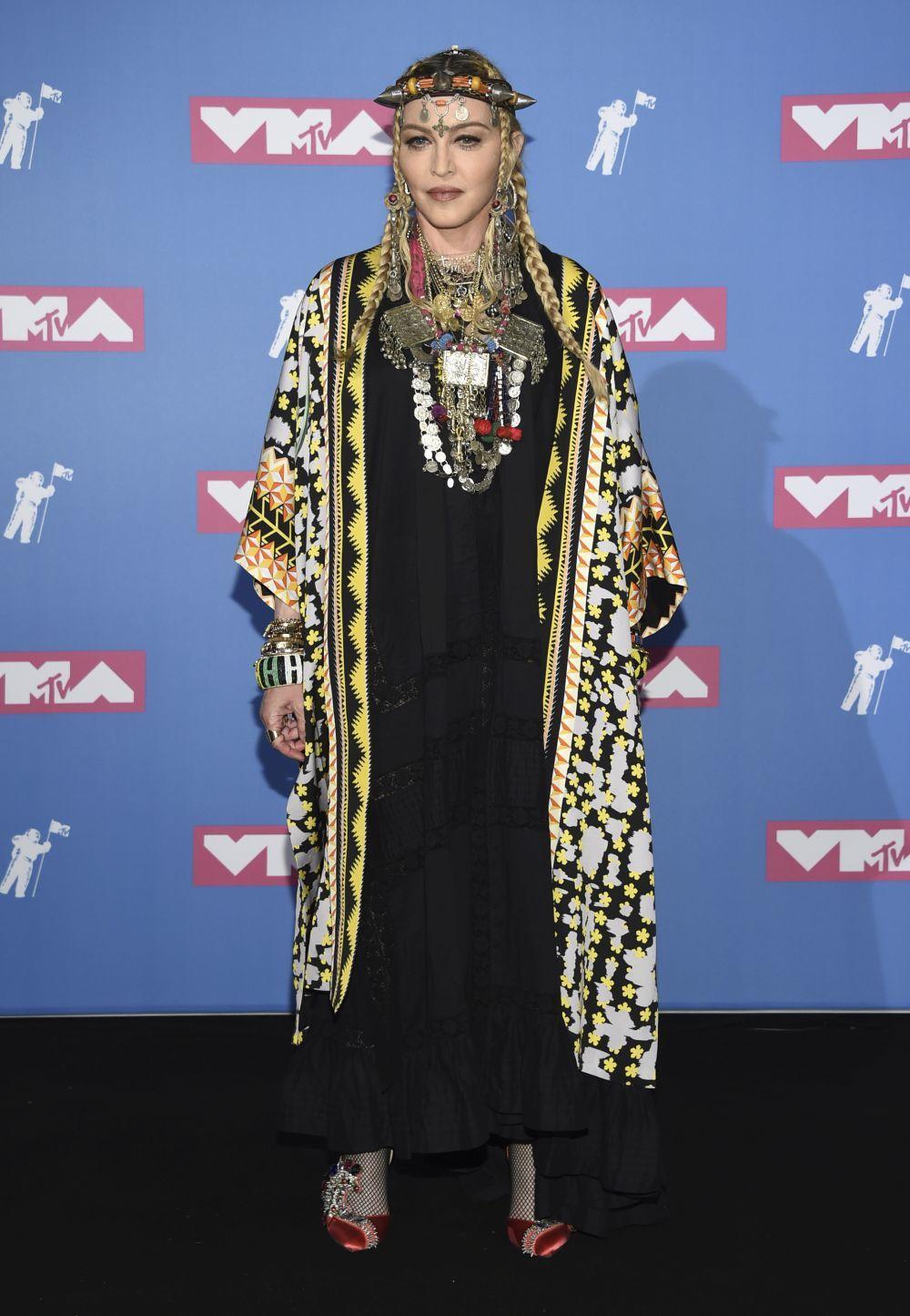 Madonna en los MTV VMAs