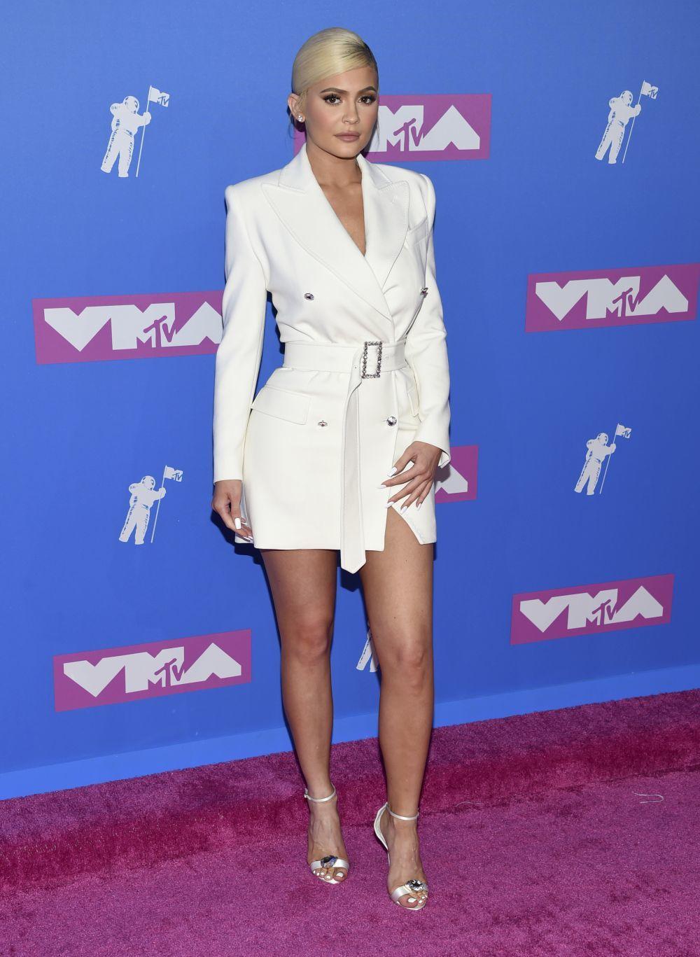 Kylie Jenner en los MTV VMAs