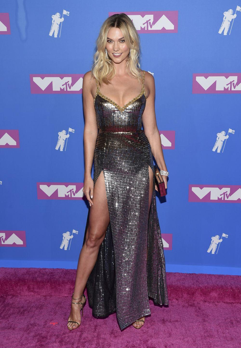 Karlie Kloss en los MTV VMAs