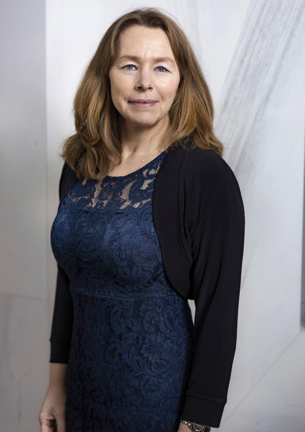 Doctora Jacqueline Hill, directora de innovación y ciencia de La...