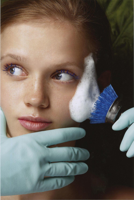 Los limpiadores son clave para unos poros limpios.