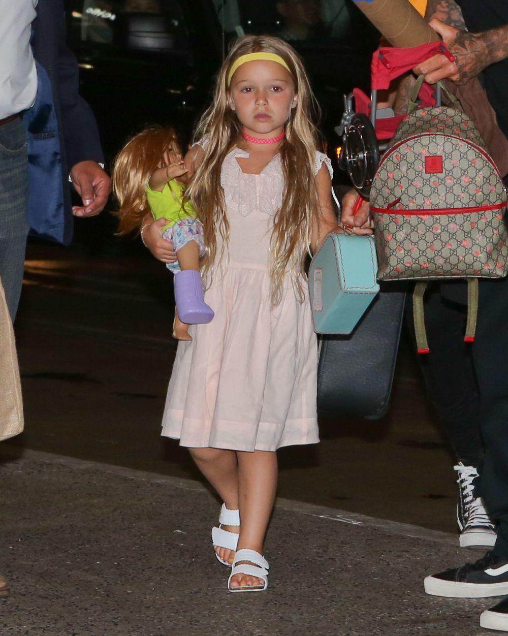 Harper Beckham ha dicho adiós a su melena larga.