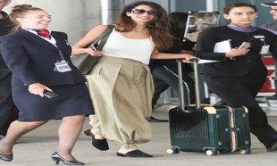 ¡Viaja cómoda y siguiendo las tendencias inspirándote en Amal...