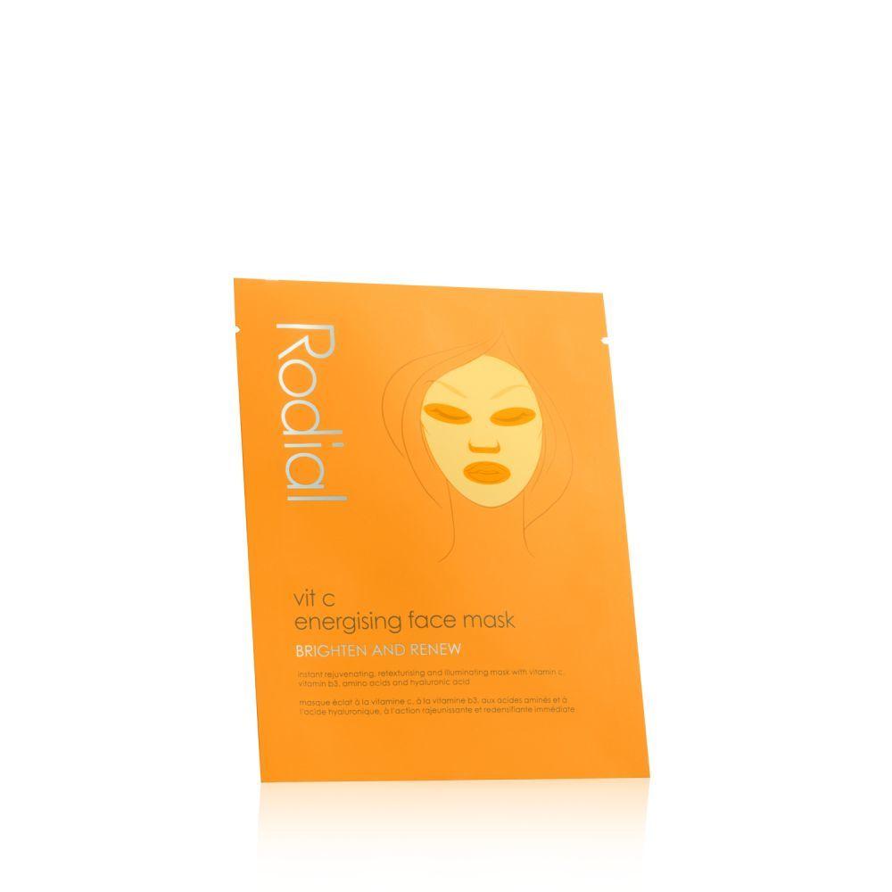 Vit C Energizing Face Mask, Rodial (15 euros, unidad).