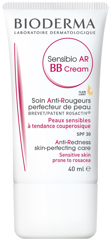 Sensibio AR BB crema, Bioderma (19,95 euros).