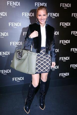 Elsa Pataky en la inauguración de la nueva <em>flagship store<em> de...
