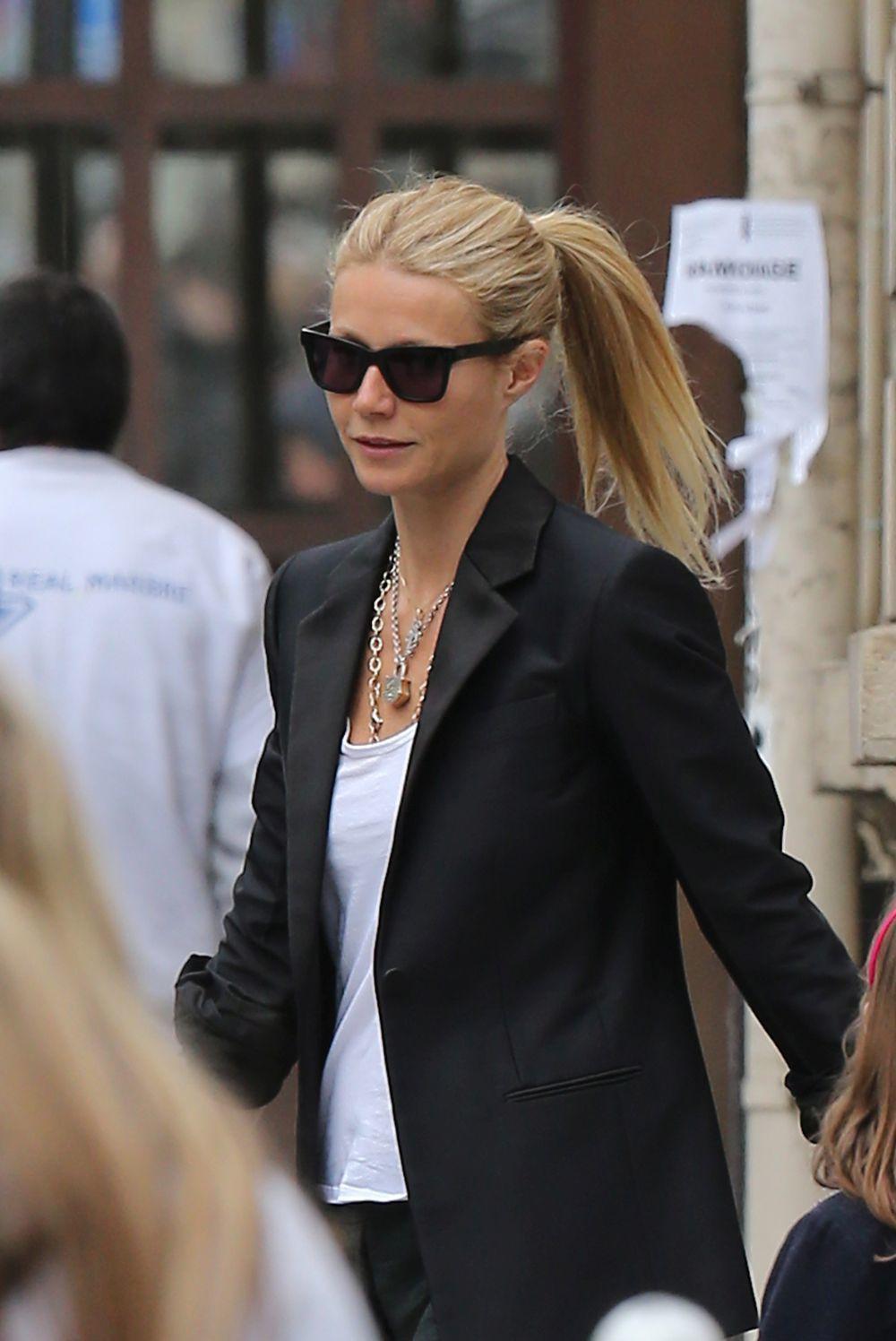 ¡Gwyneth es una abanderada del no maquillaje! Pero no es la única...