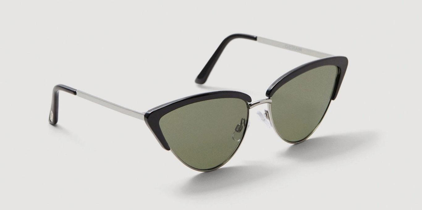 Gafas de sol, de Mango (19,99 euros).