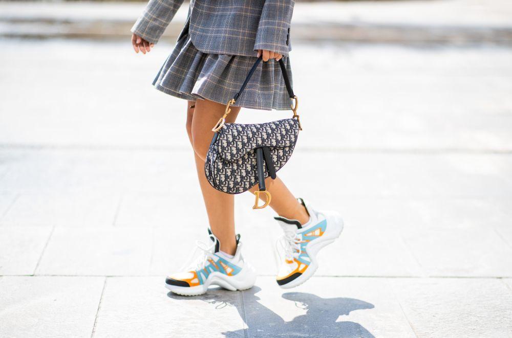 Las zapatillas siguen siendo las reinas del asfalto