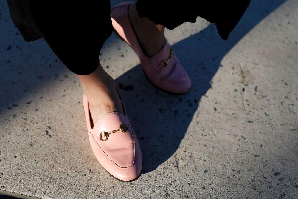 Los mocasines siguen siendo uno de los zapatos favoritos de las...