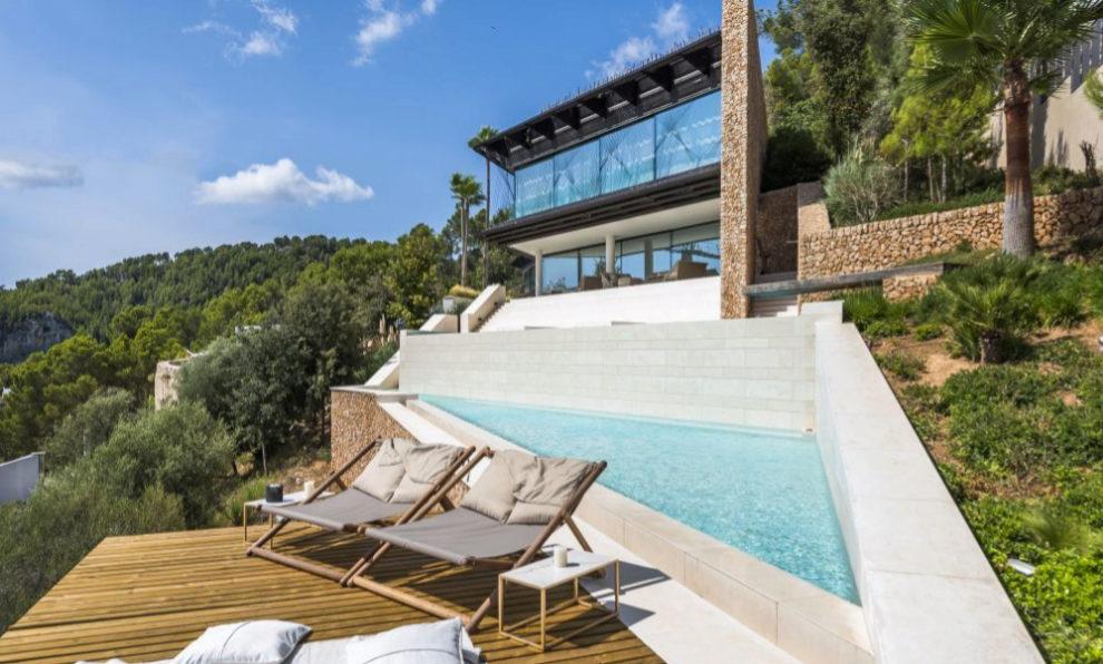 Villa Solitaire, en Palma de Mallorca.