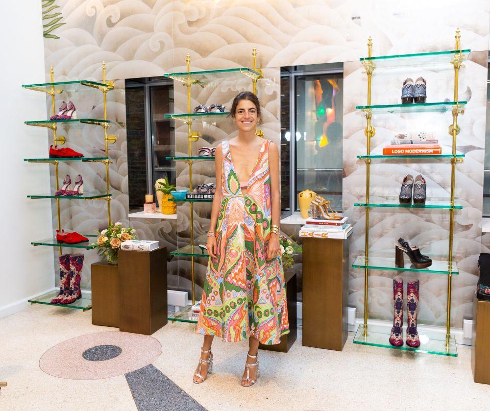 Leandra Medine lanza una nueva colección de zapatos
