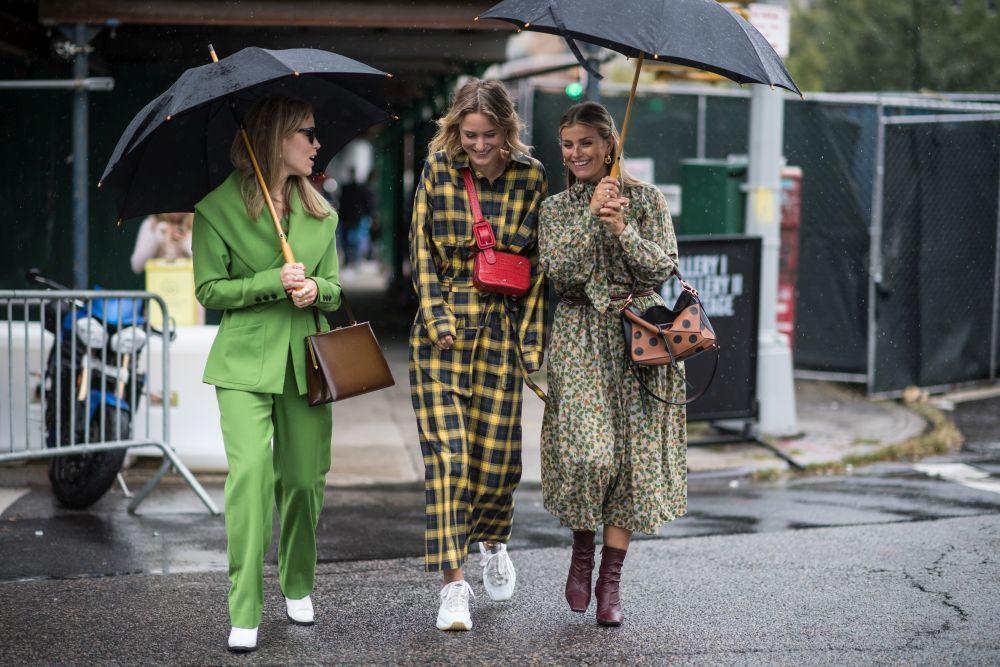 En Nueva York Fashion Week encontramos la inspiración que necesitamos...