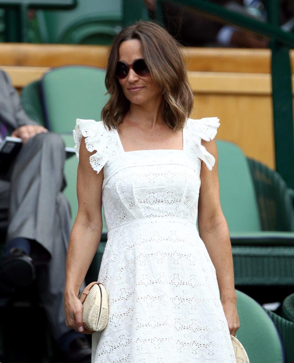 Pippa Middleton derrocha estilo con sus looks premamá.