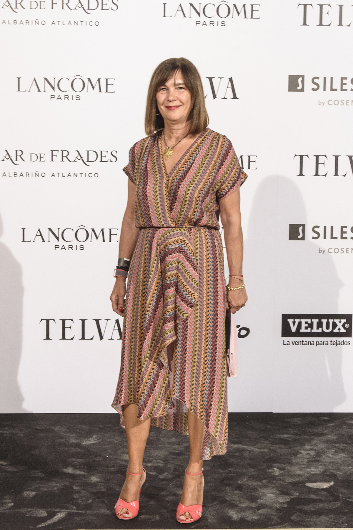 Charo Izquierdo, directora de la Mercedes-Benz Fashion Week Madrid.
