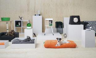Colección LURVIG de Ikea, para mascotas.