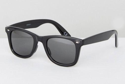 Gafas de sol cuadradas, de Asos (10,49 euros).