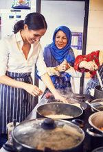 Meghan Markle lanza un libro de cocina