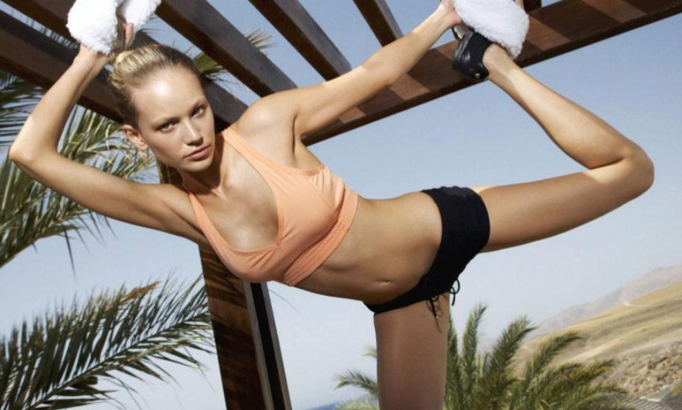 La calistenia utiliza el peso de tu cuerpo para un entrenamiento...