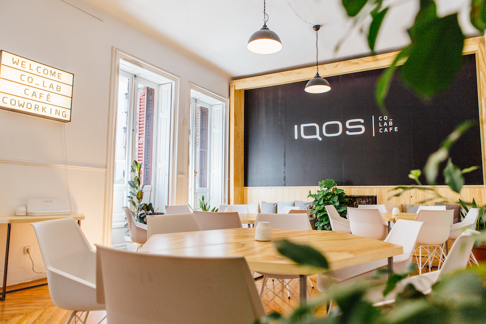 Co_Lab Café by IQOS