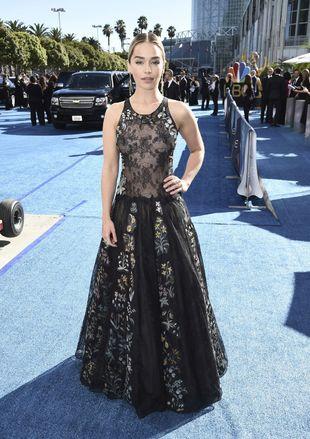 La actriz que encarna a Daenerys Targaryen, en Juego de Tronos, dejó...
