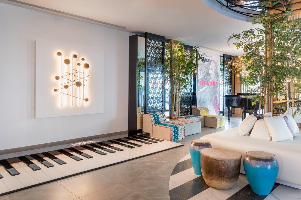 Barceló Imagine El Primer Hotel Musical De Madrid Telva Com
