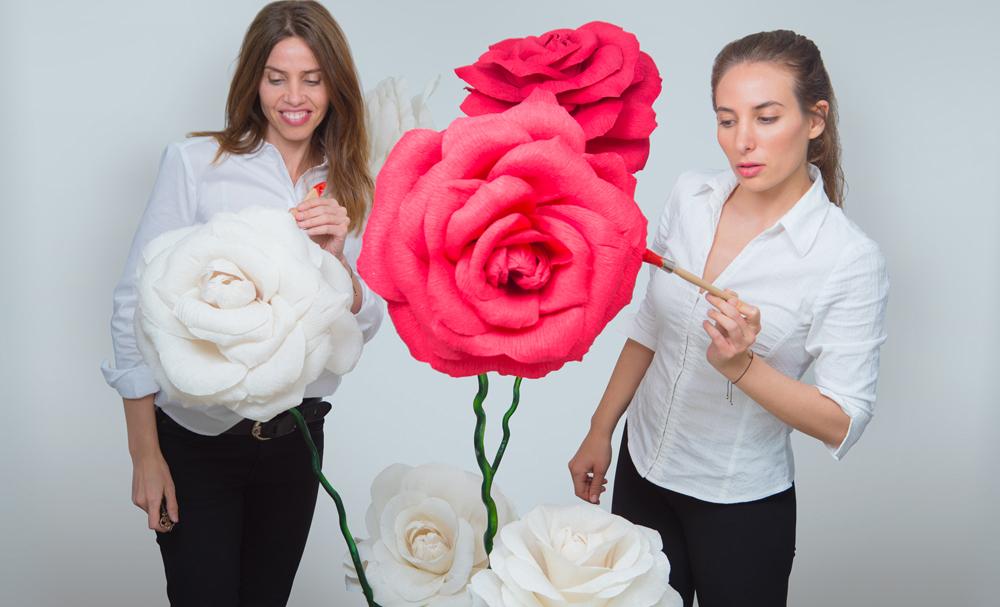Eva y Aroa Raya, creadoras de Beautyland
