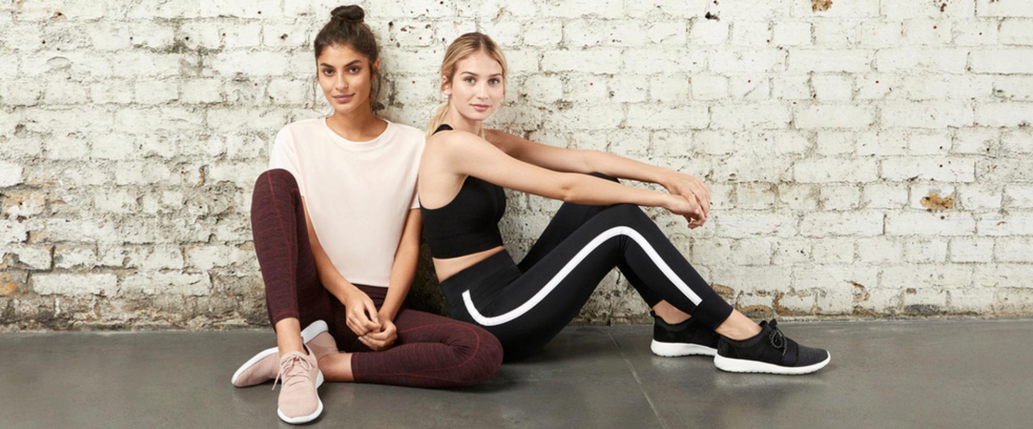 Aurique busca ofrecer ropa deportiva con estilo y asequible.