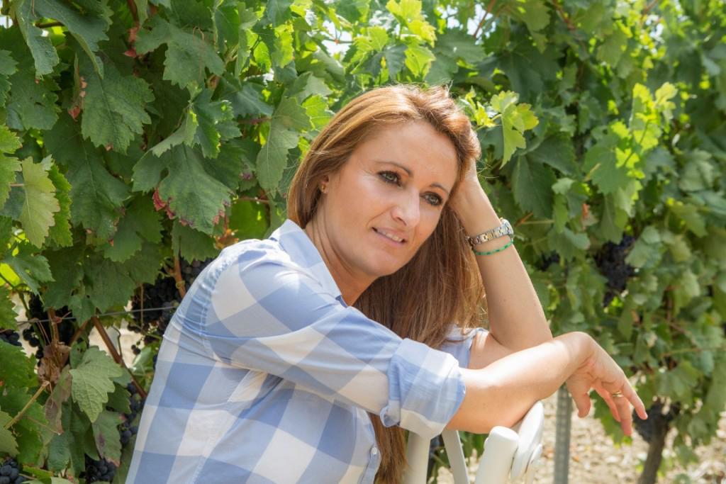 Laura Muga, creadora de Uvas Frescas