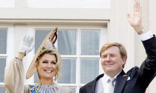 Máxima y Guillermo de Holanda.