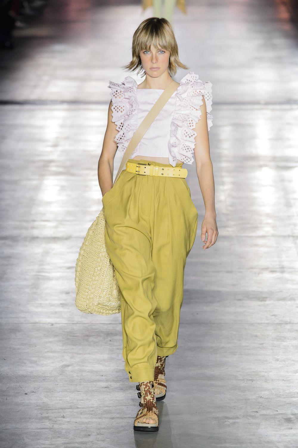 Alberta Ferretti Primavera Verano 2019