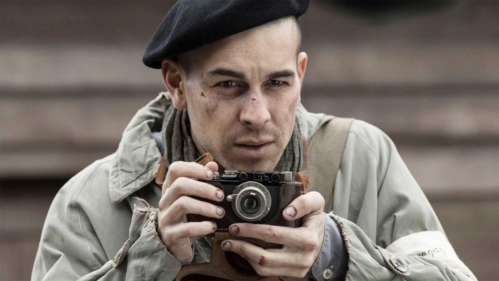 """Mario Casa en """"El fotógrafo de Mauthausen"""""""