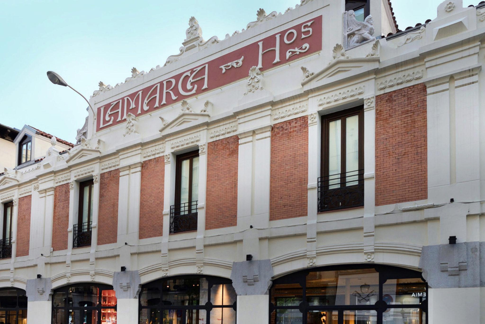 Edificio LAMARCA en Las Salesas