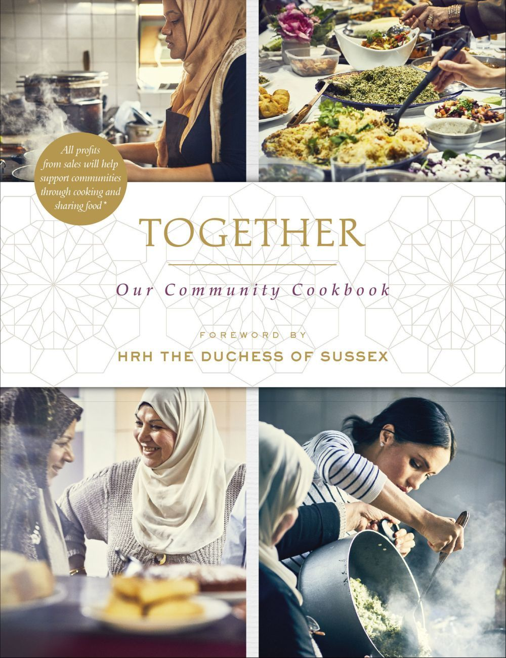 Libro Together: Our Community Cookbook.