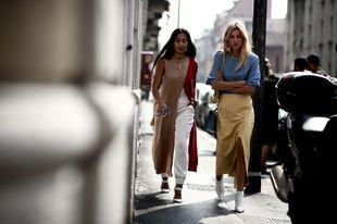 El estilo de las milanesas nos fascina una vez más: esa mezcla entre...