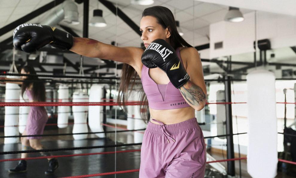 Joana Pastrana, primera española campeona del mundo de boxeo, no cree...