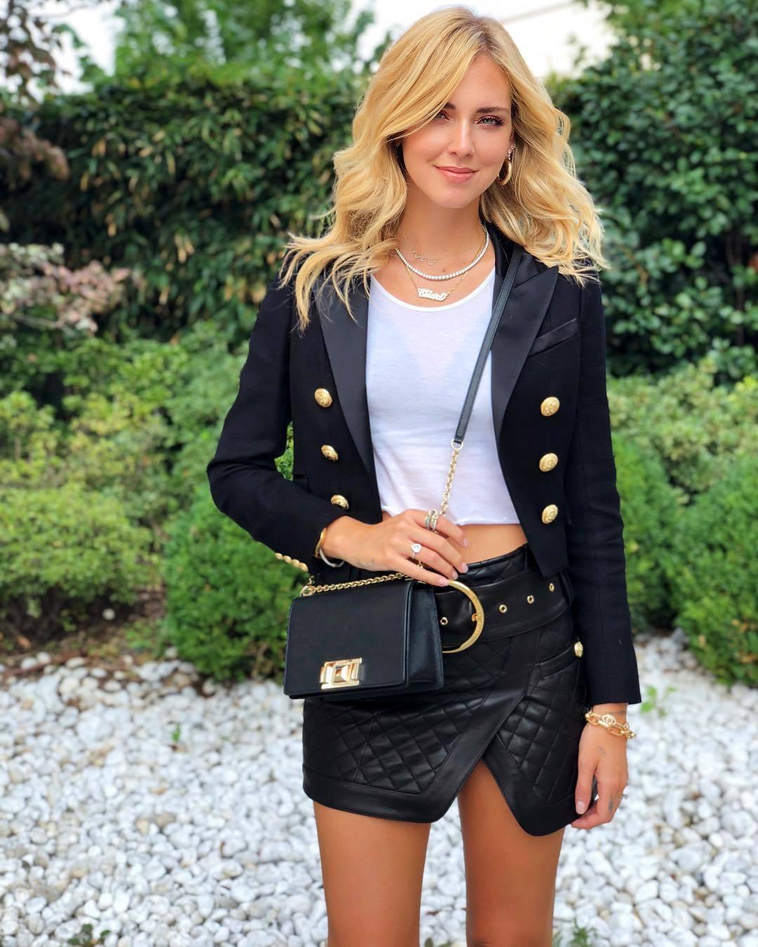 Chiara Ferragni, la reina de las insfluencer, conoce a la perfección...