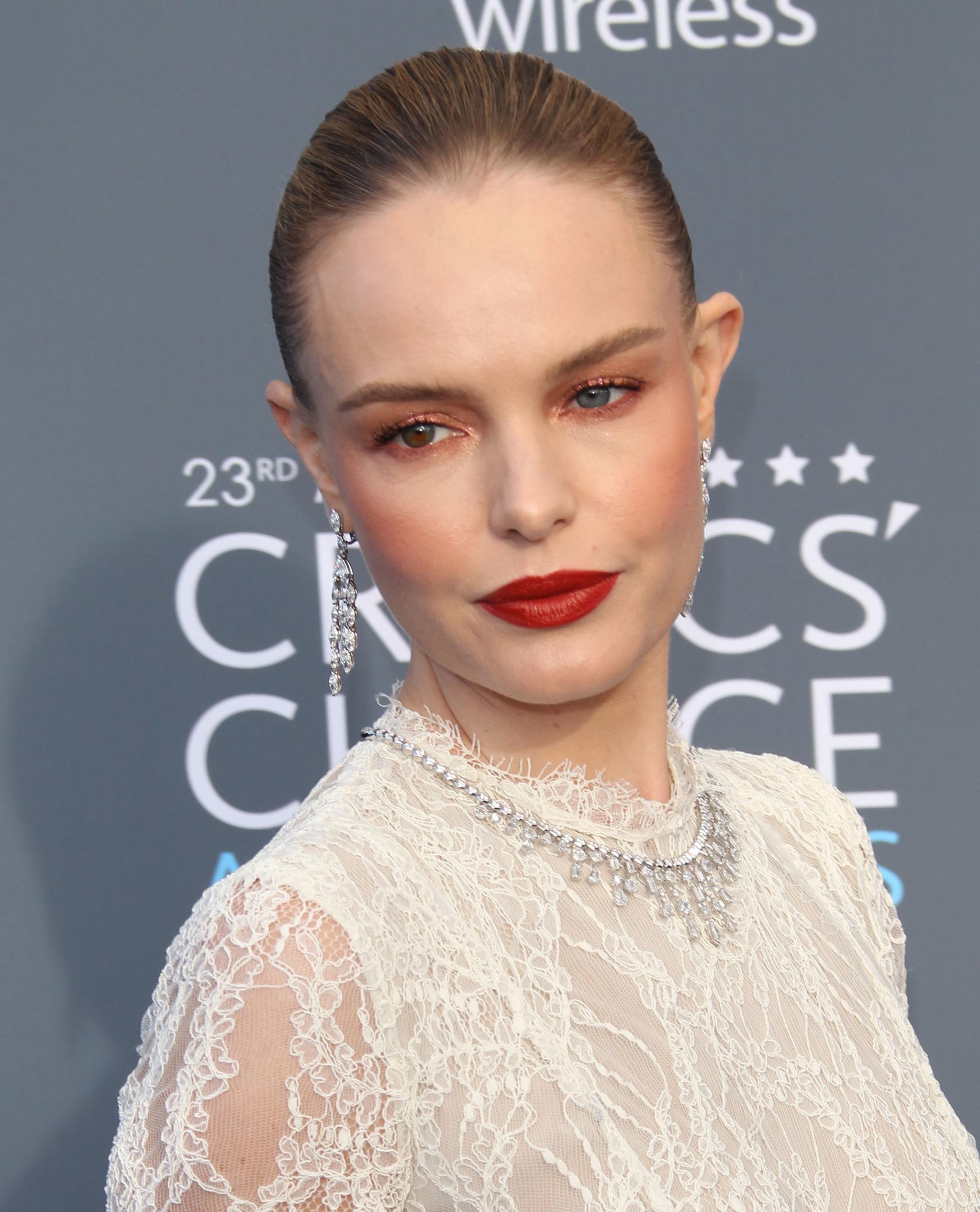 Kate Bosworth es la prueba de cómo a las pieles claras les van las...
